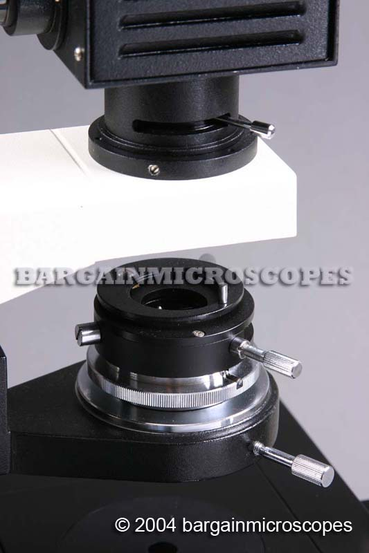 100x – 400x INVERTED TRINOCULARTISSUE CULTURE MICROSCOPEW