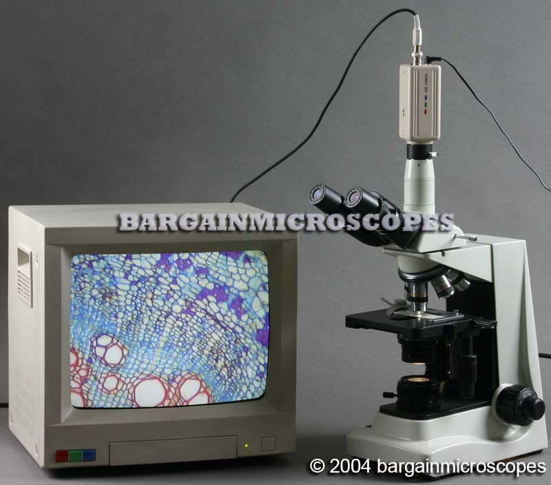40-1600x HIGH POWER COMPOUND TRINOCULAR MICROSCOPE MEDICAL GRADE OPTICS STORAGE CASE USB + TV CAMERA KITS