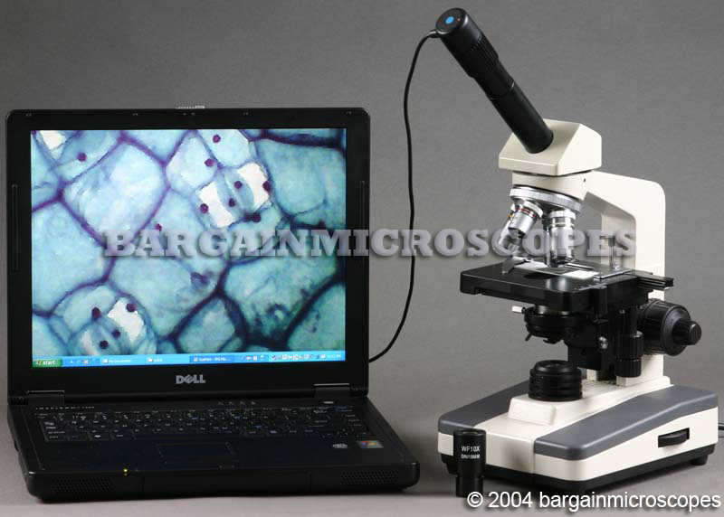 40 - 400X MAGNIFICATION&nbsp;MONOCULAR COMPOUND MICROSCOPE&nbsp;PROFESIONAL GRADE FEATURES